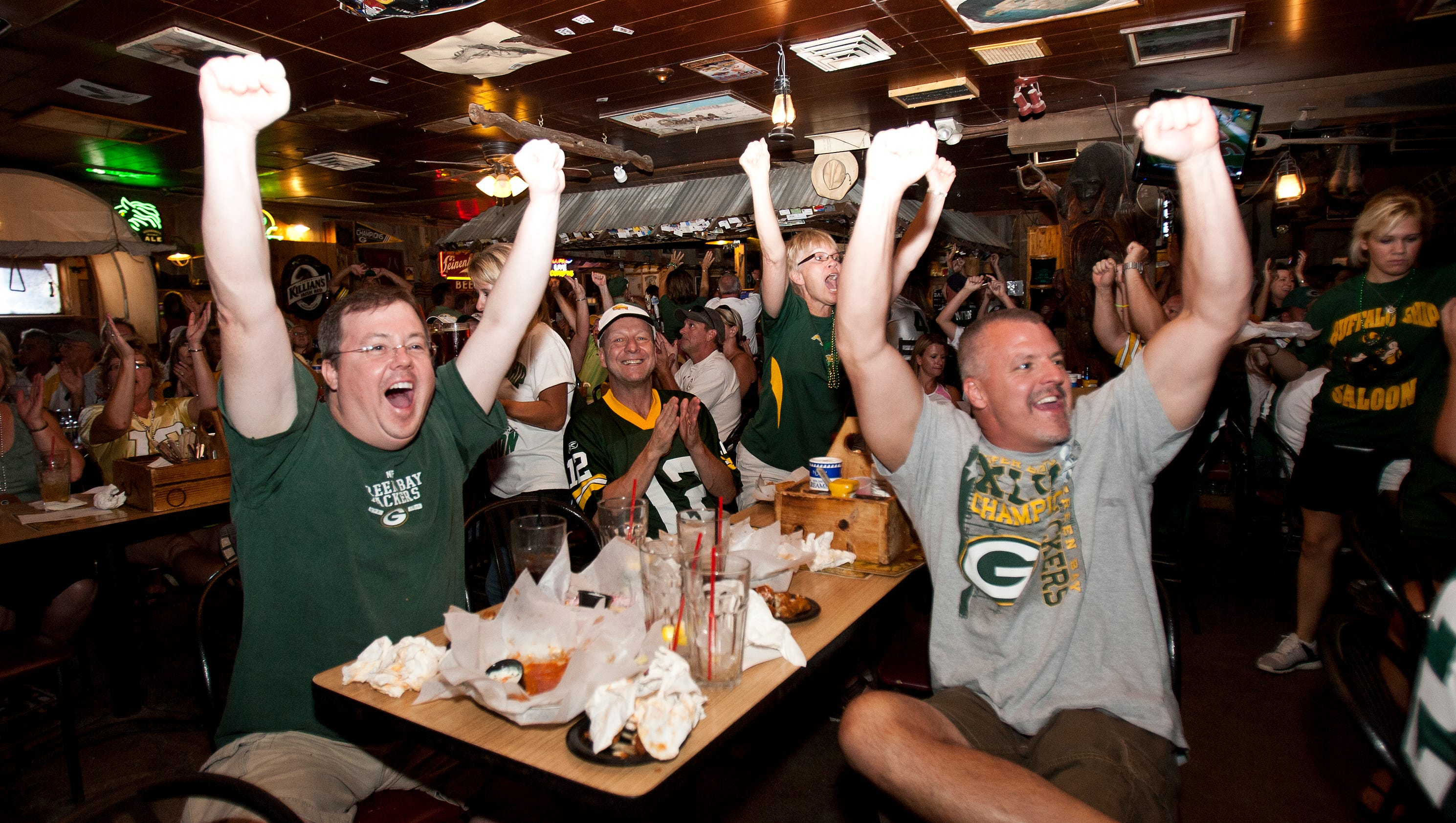 K Chenpantry list of area sports bars by nfl team