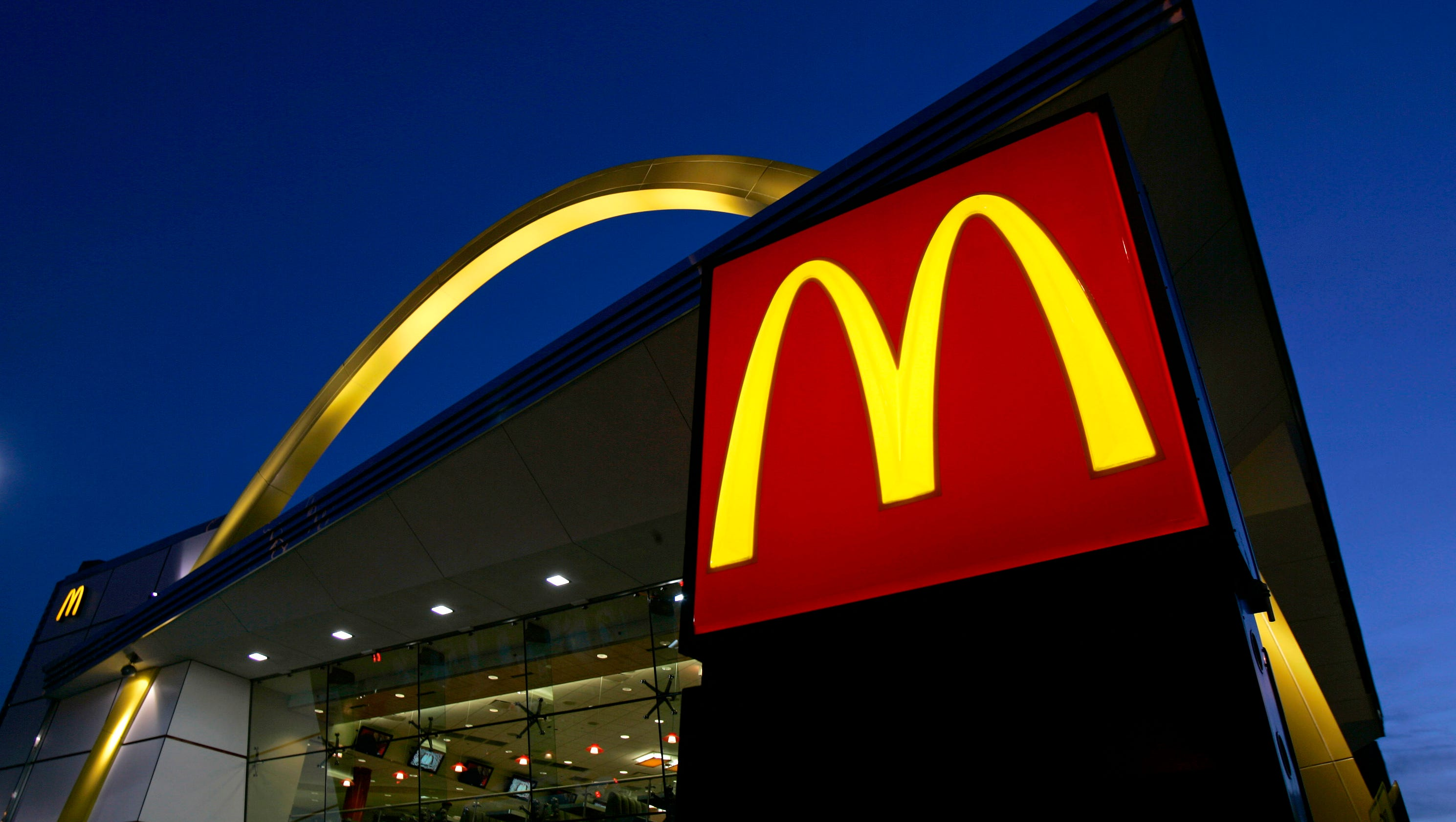 Rise of mcdonalds chains in usa?