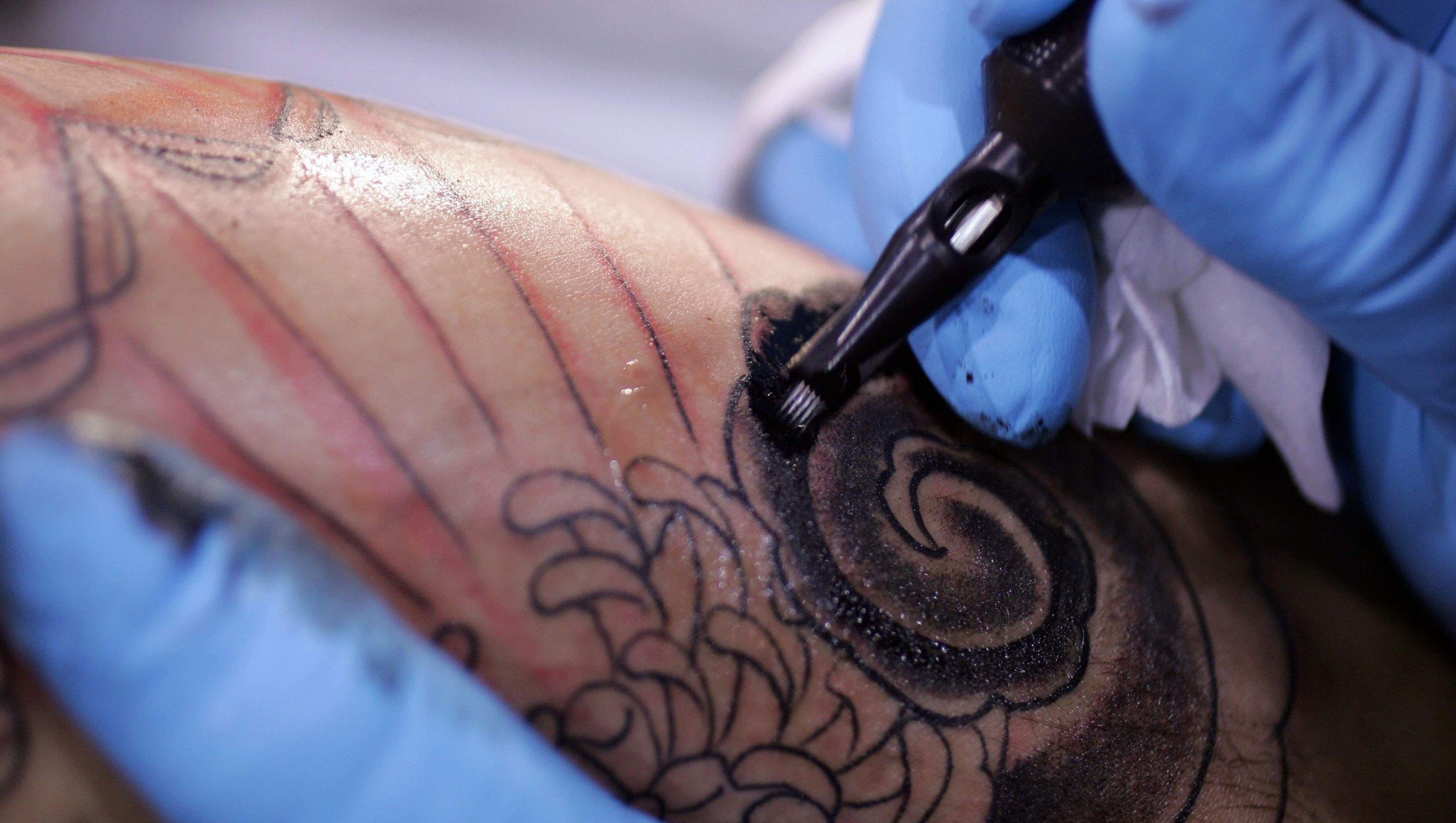 Tattoo debate rages on for pennsylvania commissions for Tattoos in reading pa