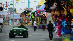 The State Fair is back to business as usual after a