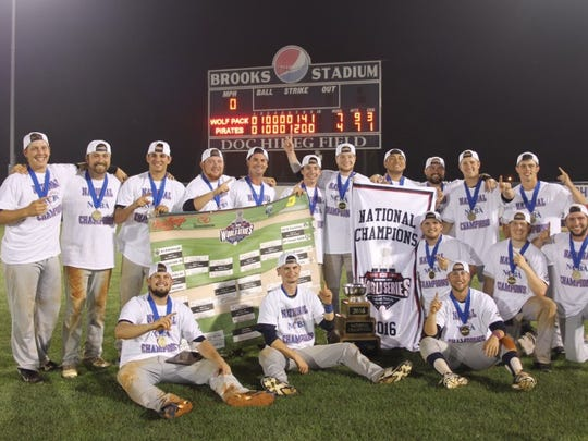 The Nevada Baseball Club won the national title in its first appearance in the tournament.