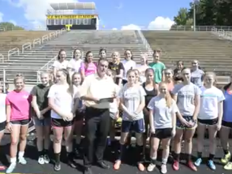 Tuscola senior Ashley Weidlich is the latest winner of the Mission Health Spotlight Performance of the Week award.