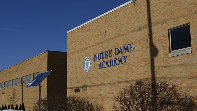 Green Bay Notre Dame Academy.