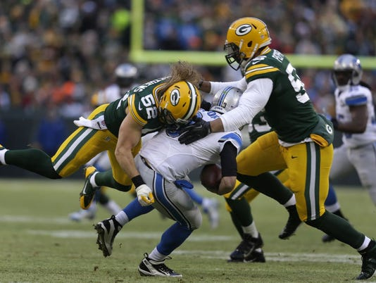 Clay Matthews, Julius Peppers