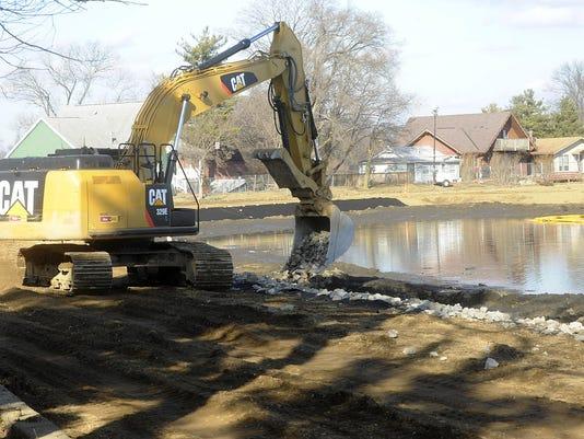 Buckeye Lake construction's next step