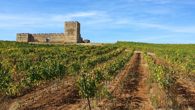 """""""When most people think of Portugal, they immediately think of Douro,"""" says wine educator Kerry Woolard, """"but head a little further south to Alentejo and you won't be disappointed. """""""