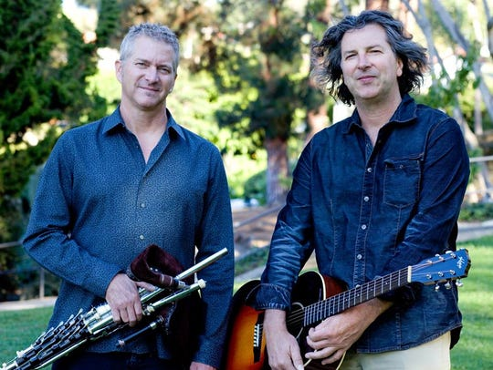 "Legendary piper Eric Rigler and renowned guitarist Dirk Freymuth headline a group of musicians performing traditional Celtic songs and contemporary soundtracks from film and television including ""Braveheart,"" ""Titanic"" and ""Outlander.""  Catch it 7:30 p.m. Friday, Jan.12 at Willamette University."