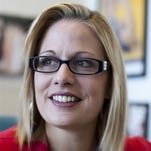 Diaz: Sinema should consider this attack ad a compliment