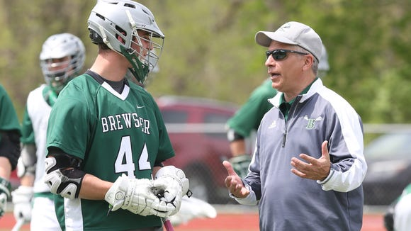 Walter Panas defeated Brewster 19-3 in boys lacrosse