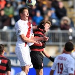 IU men's soccer falls to Stanford in title game