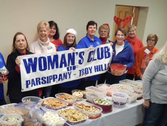 The Woman's Club of Parsippany-Troy Hills recently