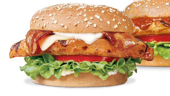 Hardee's and Carl's Jr. are going  all-natural with their chicken sandwiches