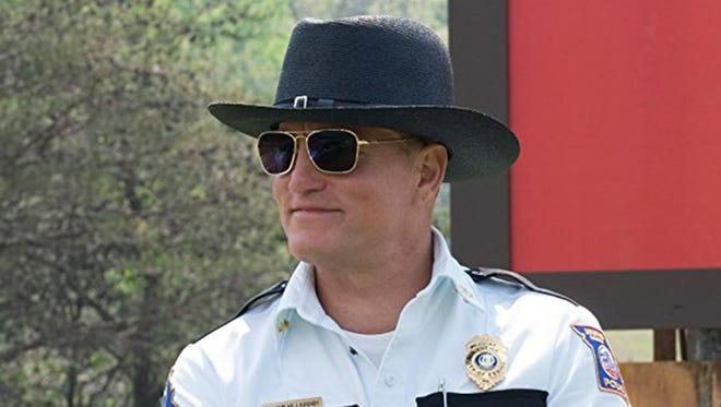 """Woody Harrelson in """"Three Billboards Outside Ebbing, Missouri."""""""