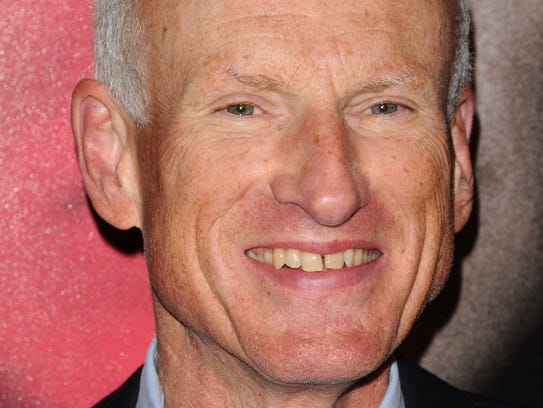 "FILE - In this Nov. 4, 2009 file photo, actor James Rebhorn attends the premiere of ""The Box"", in New York. Rebhorn?s agent, Dianne Busch, said Sunday, March 23, 2014, that the actor passed away Friday at his home in New Jersey. He was 65. (AP Photo/Peter Kramer, File)"