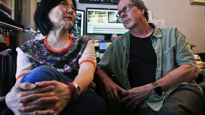Making the documentary was an eye-opening experience for filmmakers Li-Shin Yu and Ric Burns.