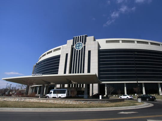Mercy Hospital Springfield as seen in this News-Leader file photo.