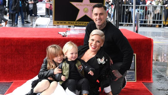 Pink gets real about mental health, anxiety: 'Talking about is the most important thing'