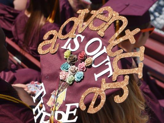 Arlington graduations