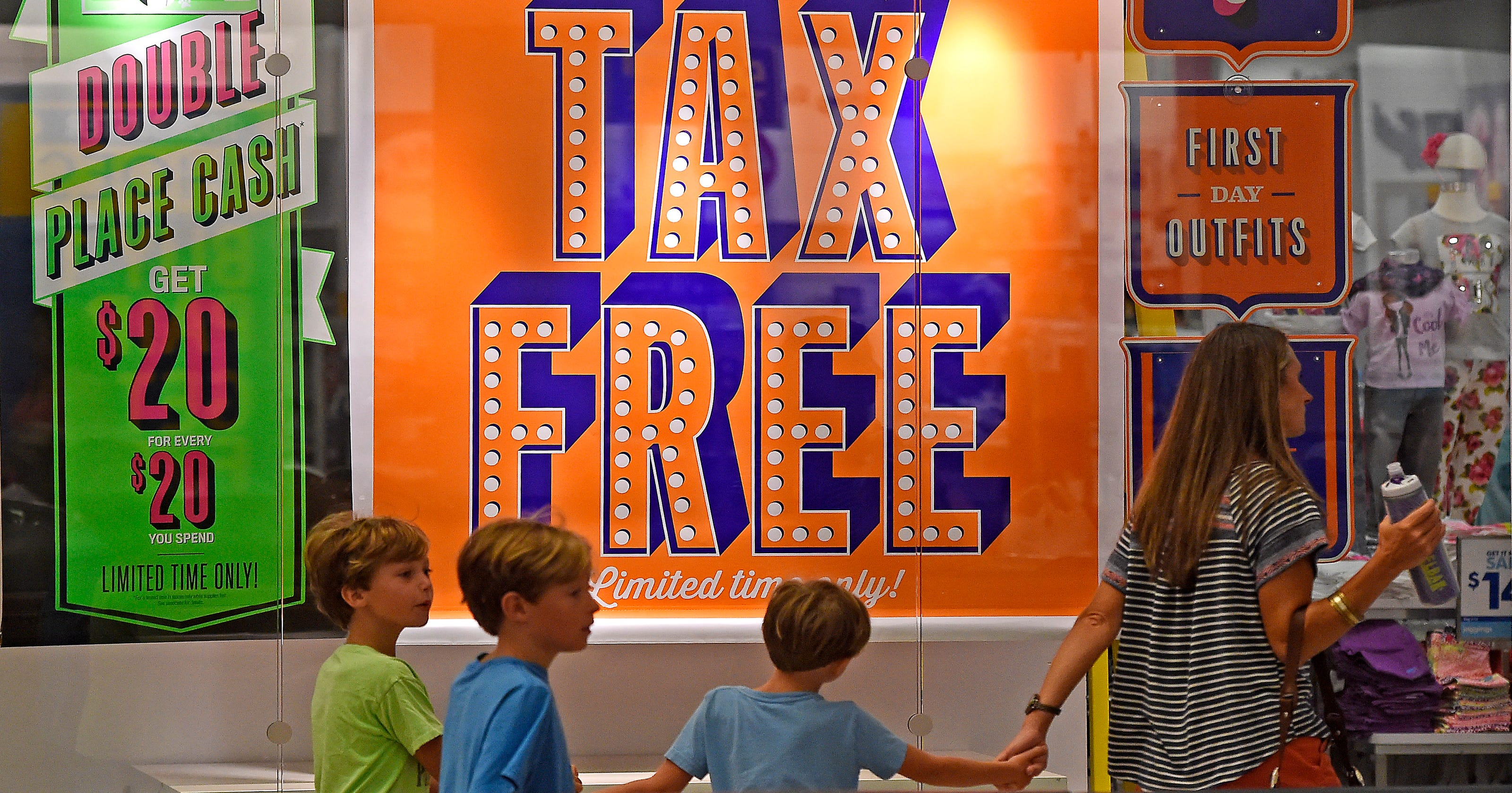When does tax free weekend end? And more FAQs on Tennessee ...