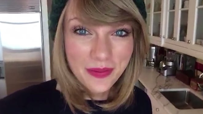 Taylor Swift's Gift Giving of 2014
