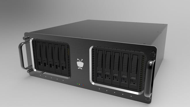 The new TiVo Mega digital video recorder has 24 Terabytes of storage, about 4,000 hours of HD content or 26,000 hours of standard definition content.