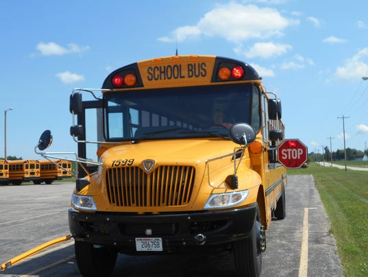 New Wisconsin School Bus Law