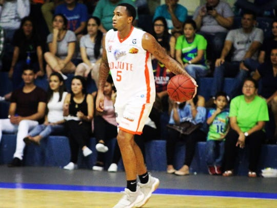 Immokalee graduate Jernell Hughes is playing his first professional basketball season in El Salvador.