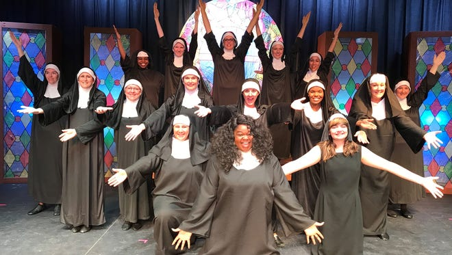 """Cultural Park Theater's """"Sister Act"""""""