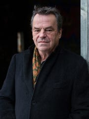 """Carnivalesque"" author Neil Jordan."