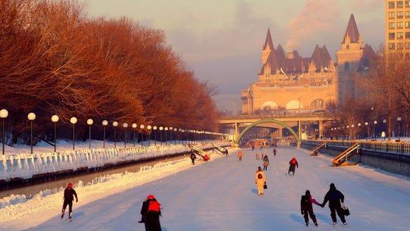 Ottawa: hosers welcome.