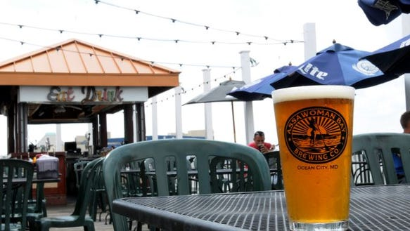 Assawoman Bay Brewing Co., located in Ocean City, has