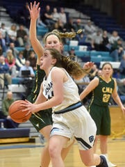 The Great Falls High girls' basketball team makes its home debut on Friday, Jan. 4, against Helena Capital.