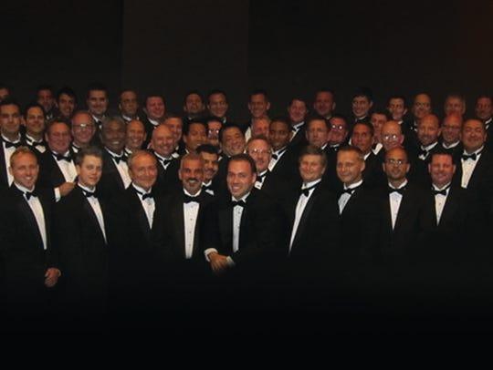 The Phoenix Metropolitan Men's Chorus.