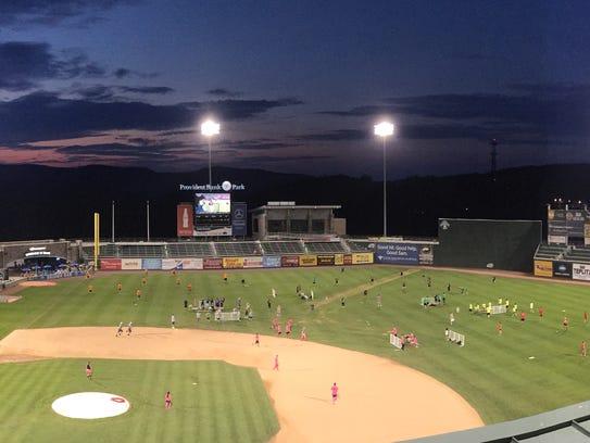 Adult kickball league: Who says it's just for kids? Kickball Field