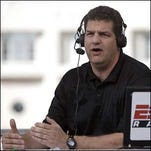 ESPN radio host Mike Golic