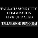 Tallahassee city commission live updates