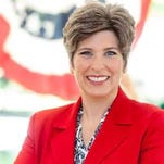 Joni Ernst to deliver commencement address at Iowa State