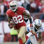 Wide receiver Mario Manningham was signed by the Giants on Tuesday after spending the last two seasons with the San Francisco 49ers.