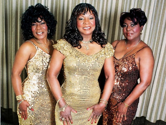 Martha Reeves (in center) and The Vandellas will headline the 2017 Evening Under the Stars event in May.