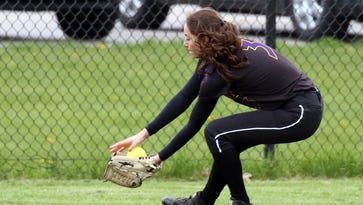 OHS softball team falls to Watertown
