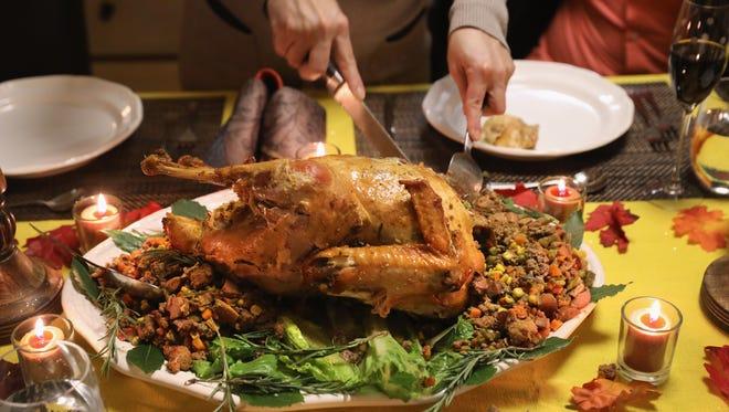 Did the turkey do it?