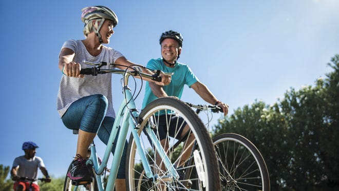 Homebuyers interested in active-adult communities are just that — active: e.g., engaged, energetic and busy.
