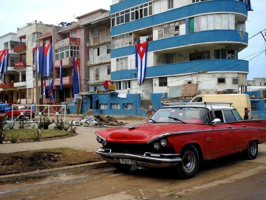 CUBA-HURRICANE-IRMA