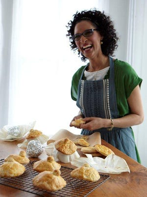 The quirky comfort food queen Carla Hall chats with fans and signs her cookbooks starting at 1 p.m. Jan. 30 at Market District supermarket, 11545 N. Illinois St., Carmel.