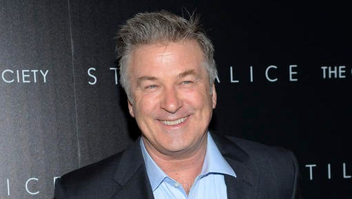 """FILE - In this Jan. 13, 2015 file photo, actor Alec Baldwin attends a special screening of his film """"Still Alice"""" in New York.  Baldwin may be taking his Donald Trump act on the road. Baldwin tells ABC News that he is """"in discussions"""" with other venues for his impression of the president-elect besides NBC's """"Saturday Night Live."""" The 58-year-old actor has played Trump on SNL since last year. (Photo by Evan Agostini/Invision/AP, File)"""