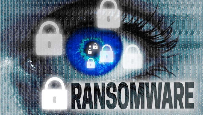 Ransomware is a growing problem.