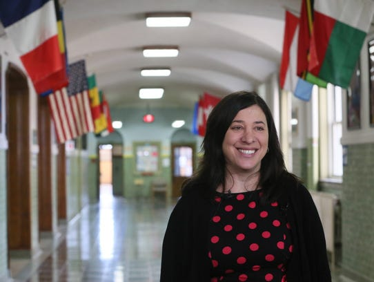 Milwaukee French Immersion School Principal Gina Bianchi