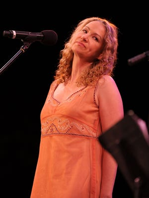 Singer Joan Osborne has been a fan of Mavis Staples for many years, and now performs with her on the Solid Soul Tour.