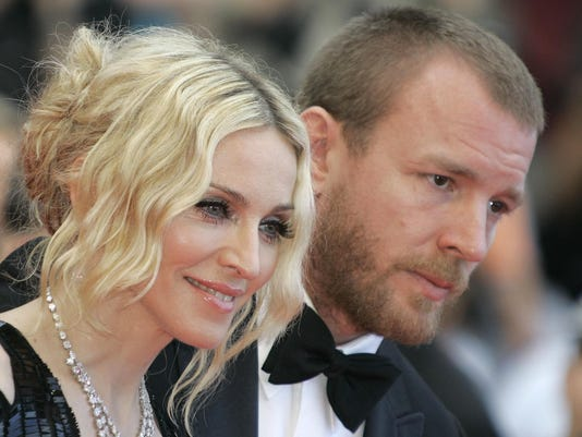 Madonna, Guy Ritchie