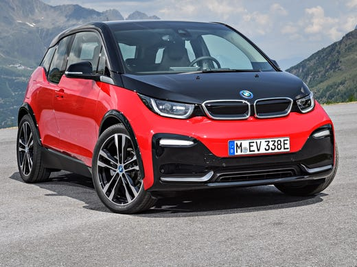 Bmw Redesigns Quirky I3 Electric Car